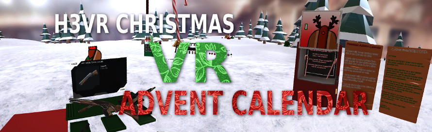 H3VR Christmas Advent Calendar